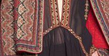 Fashion - Ethnic, Bohemian, Poncho