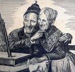 Art: Eugenio Eduardo Zampighi / Italian painter (1859-1944)