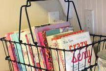 house + home | organize + clean