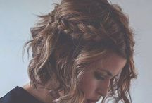 Beauty: Hairstyles / by Ashli Gerber