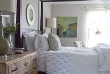 house + home | master bed/bath