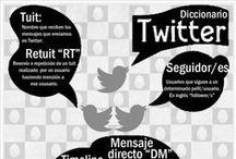 Infografías / Serie de Infografías sobre diversas temáticas / by Carmen Martín Robledo