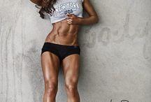 Fitness and health / by Amanda Gutierrez