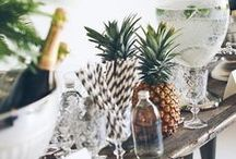 ℘arty ♧ idℯas   / Party snacks, table settings, venue inspirations & party decorations. / by Sofia ♕ Wiℓheℓmina