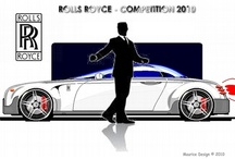 Concept Cars / The Rolls Royce Competition 2010 Designed from the drawing board of Maurice Design studios.
