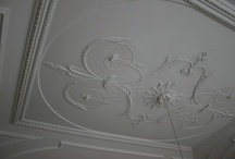 British  / French Classicism Inspiration / Ornamental Plaster