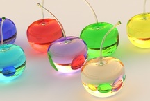 Paperweights and Art Glass / by Dianna Winsett