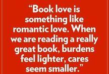 BOOK LOVE / Things bibliophiles would enjoy. ..