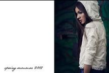 Foto sessions with Weronika Mamot / Designs - Kamila Gronner. Photography - Weronika Mamot