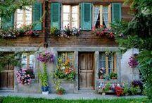 Houses / by Shay Hurlocker