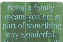 Family over everything / by Kylea Hurd