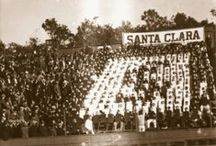 SCU Throwbacks / by Santa Clara University