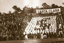 SCU Throwbacks / by Santa Clara University