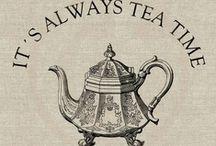 Tea, dammit!