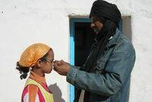 Ojos del Sahara / Programa Ulls del Sahara 2012-2013. Millora de l'accesibilitat i disponibilitat en salut ocular de la població refugiada sahrauí. [Més info: http://bit.ly/UllsdelSahara]