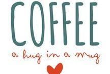 Coffee Addict / Coffee coffee coffee. ...did I mention coffee?