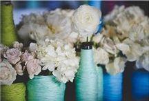 Weddings :: Creative Centerpieces / The prettiest centerpieces on the Web.