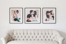 Living with Photos / Framing, displaying, loving, and living with photos / by Laura Billingham Photography