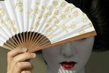 """Geisha's / """"The Geisha system was founded, actually, to promote the independence and economic self-sufficiency of women. And that was its stated purpose, and it actually accomplished that quite admirably in Japanese society, where there were very few routes for women to achieve that sort of independence."""" — Mineko Iwasaki"""