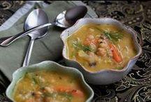 Food - Vegan Soups, Stews, & Chilis