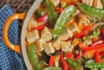Food - Vegan Curries