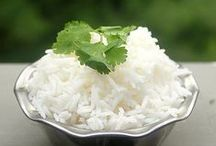 Food - Vegan Rice Dishes