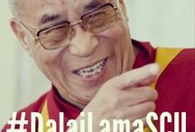 #DalaiLamaSCU 2014 / The Dalai Lama will be visiting Santa Clara University on February 24, 2014. http://www.scu.edu/ethics-center/events/dalailama/index.cfm / by Santa Clara University