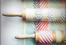 Dyeing & Printmaking / by M Mc