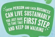 Earth Day is Every Day / Sharing tips for a better and cleaner planet Earth, one small step at a time.