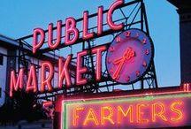 Seattle / by Amanda Hua