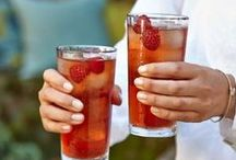 Thirst Quenchers / Stay hydrated in style. Juices, sparkling drinks, fresh cocktails and more!