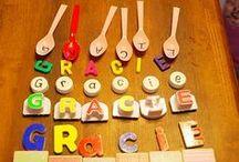 Preschool for the twins / Educational ideas for preschool