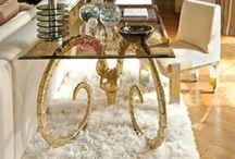 Fluffy Shag / winter, shag, fluffy rugs, home decor, interior design, DIY.