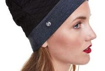 Kamila Gronner FW2014/15 Accessories / Kamila Gronner collection of accessories, fall winter 2014/15, beanies, quilted backpacks, snoods.
