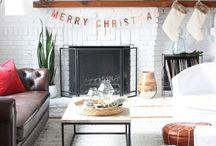 Winter Home / winter, rugs, home decor, interior design, DIY.
