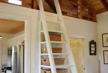 Loft Bedroom Ideas / Cool things to do when building a loft bedroom / by Sandee Rodriguez