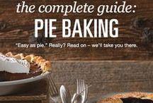Pies / by King Arthur Flour