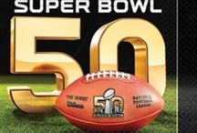 Super Bowl 50 / Super Bowl 50 recipes and party ideas.