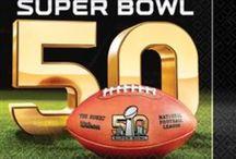 Super Bowl 50 / Super Bowl 50 recipes and party ideas.  / by Santa Clara University