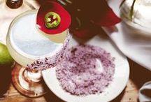 Cinco de Mayo Upgrade Guide w/ Patrón / Make Cinco de Mayo more than a party - make it perfect with creative ways to enhance your celebration through drinks and decór with Patrón.