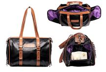 Sarah Wells Breast Pump Bags / Sarah Wells offers stylish, functional breast pump bags to help mothers feel fashionable and confident.