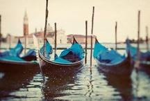 "Italia / ""Si tu aimes les soirs de pluie, [...] les ruelles de l'Italie"" B. Biolay"