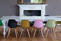 Eames Eames Eames / Avec le temps, les souvenirs les plus beaux s'en reviennent sur le rockin' chair...