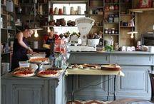Coffee shop & ėpicerie