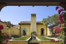 Napa house, Napa Valley CA / Robert A.M. Stern Architects - Liesl Geiger-Kincade was a project manager for this project
