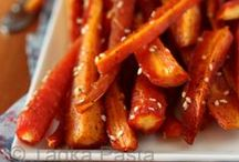 .Recipes - Vegetables / by Melissa ✿