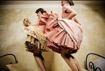 all my dresses