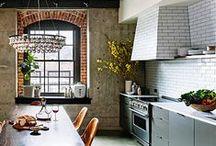 Virtuvė / Dizaino idėjos virtuvei.  Ten kur gimsta skaniausi prisiminai ir ilgiausi pokalbiai prie puodelio arbatos.