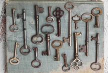 Key / by BURLINGTONS Emporium