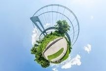 Little Planet Photography / Little planets photography from all over the world - ACMB Photography